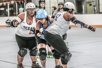 Rockin' City Rollergirls v. Texas Rollergirls Firing Squad