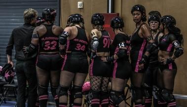 Texas Rollergirls - Hot Rod Honeys