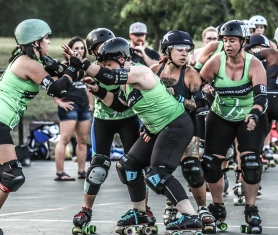Team Free Radicals v. Texas Rollergirls Firing Squad