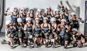Texas Rollergirls Firing Squad