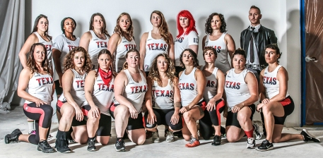 Texas Rollergirls - Texecutioners