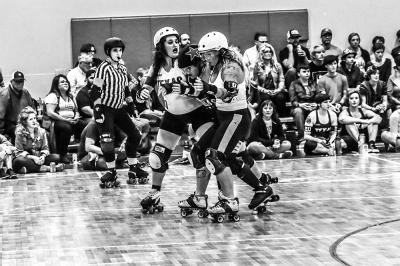 Texas Rollergirls - Texecutioners v. Dallas Derby Devils