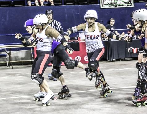 Texas v. Rose City - Sweat Fest 2017